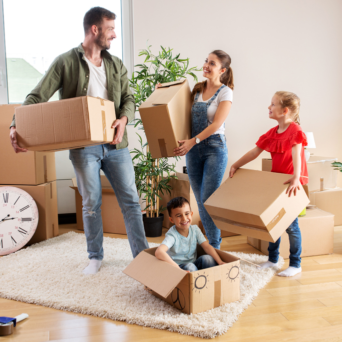 Commodore Finance | Mortgages | Home Mover Header