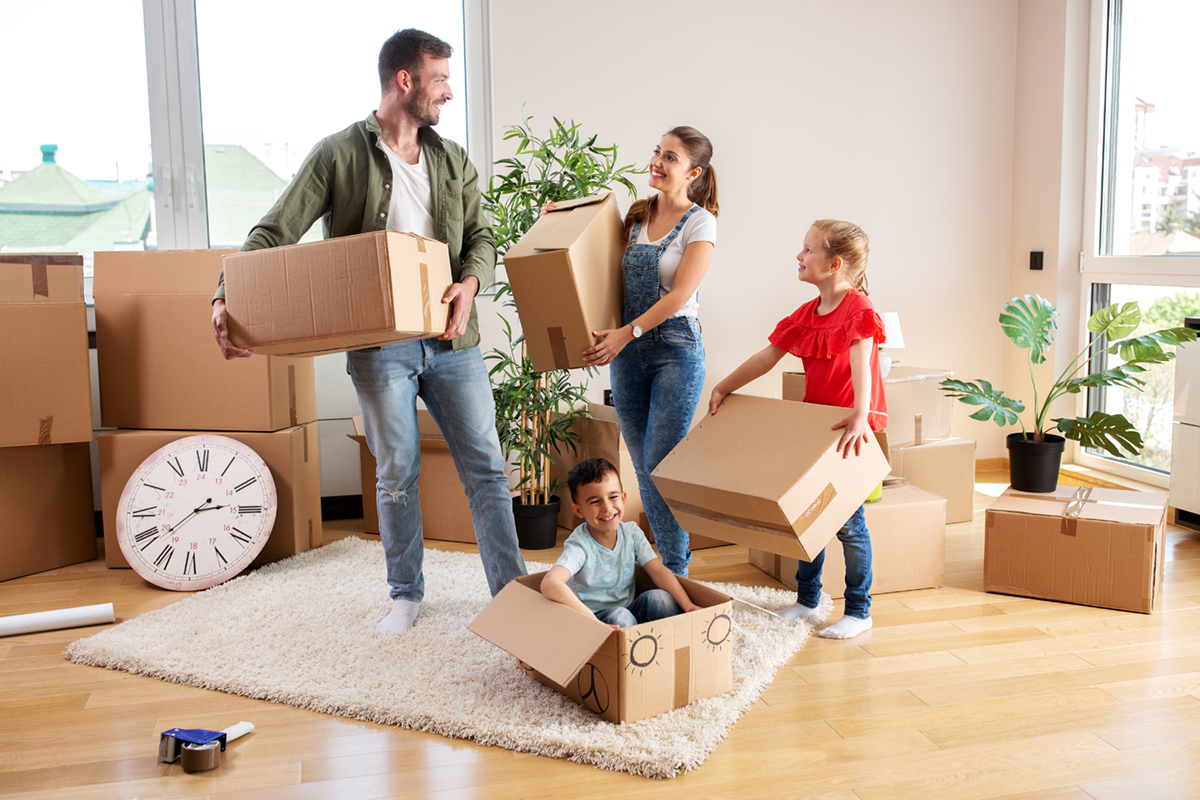 Commodore Finance | Mortgages | Home Mover
