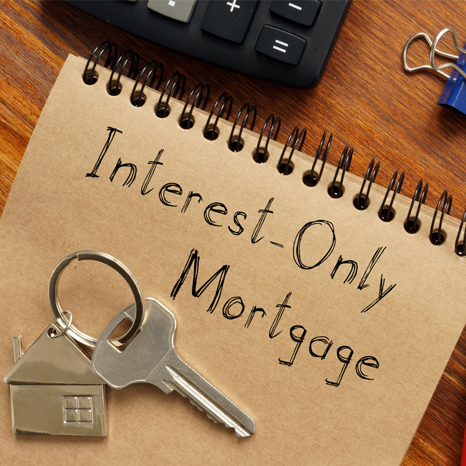 Commodore Finance | Mortgages | Interest Only Mortgage Header