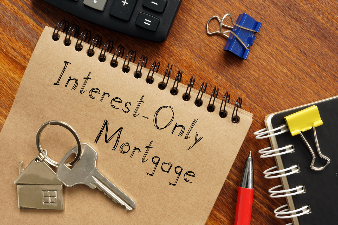 Commodore Finance | Mortgages | Interest Only Mortgage
