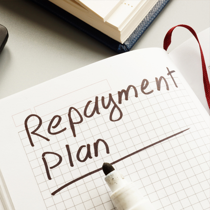 Commodore Finance | Mortgages | Capital Repayment Plan Header