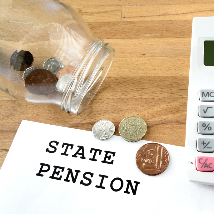 Commodore Finance | Pensions | State Pension Header